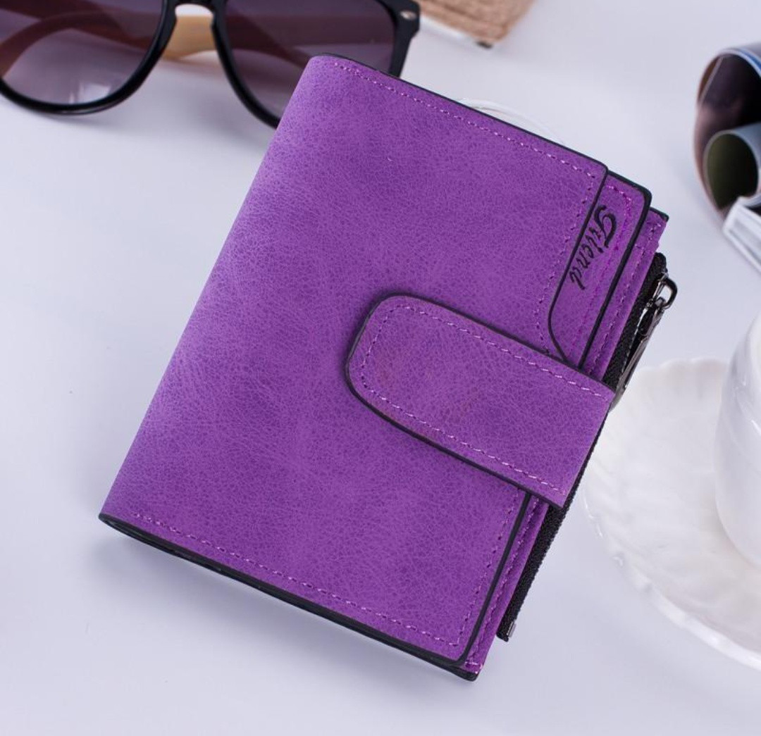 Стильный и практичный женский кошелек