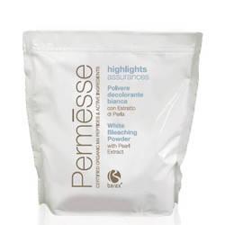 Barex Permesse Білий знебарвлювальний порошок з перлами, 500 мг