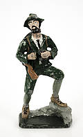Статуэтка Охотник, Германия, олово, h 13 см, фото 1