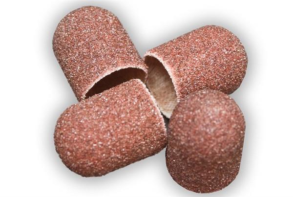 Колпачок песочный 16/25 мм для педекюра 80 грит