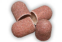 Колпачок песочный 16/25 мм для педекюра 80 грит, фото 1