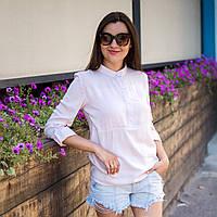 Летняя блузка для кормящих мам 42-48 р