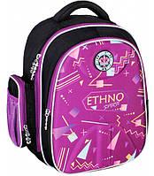 """Рюкзак школьный CF86095 """"Ethno Spirit"""" Eva фасад Cool For School"""