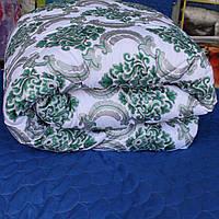 Одеяло холлофайбер. Микрофибра с напылением. Размер двуспальный 180*215. От производителя Moda-blanket company