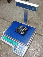 Торговые весы Вагар VP-M-15 б/у, весы б у, торговые весы 15 кг. б у, фото 1