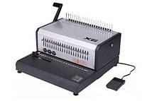 Брошюровщик Ibind X6 на металлическую пружину шагом 3:1 и 2:1