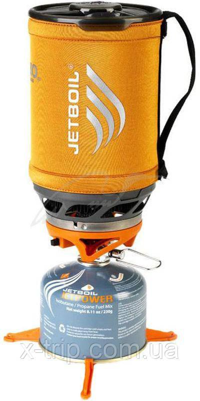 Газовая горелка с котелком Jetboil Sumo 1.8 л Yellow