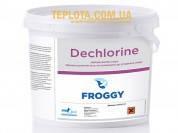 FROGGY Dechlor (Фрогги, нейтрализатор хлора, 5 кг)