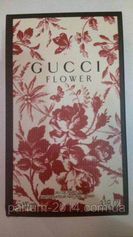 Жіноча парфумована вода Gucci Flower (репліка), фото 2
