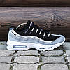 Женские кроссовки Nike Air Max 95 Black, фото 5