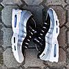 Женские кроссовки Nike Air Max 95 Black, фото 6