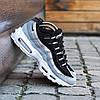 Женские кроссовки Nike Air Max 95 Black, фото 3