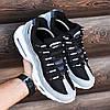 Женские кроссовки Nike Air Max 95 Black, фото 4