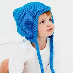 Обновление осенне-зимнего ассортимента ассортимента. Модные детские шапки оптом уже в каталоге!