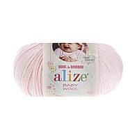 Пряжа Alize Baby wool 184