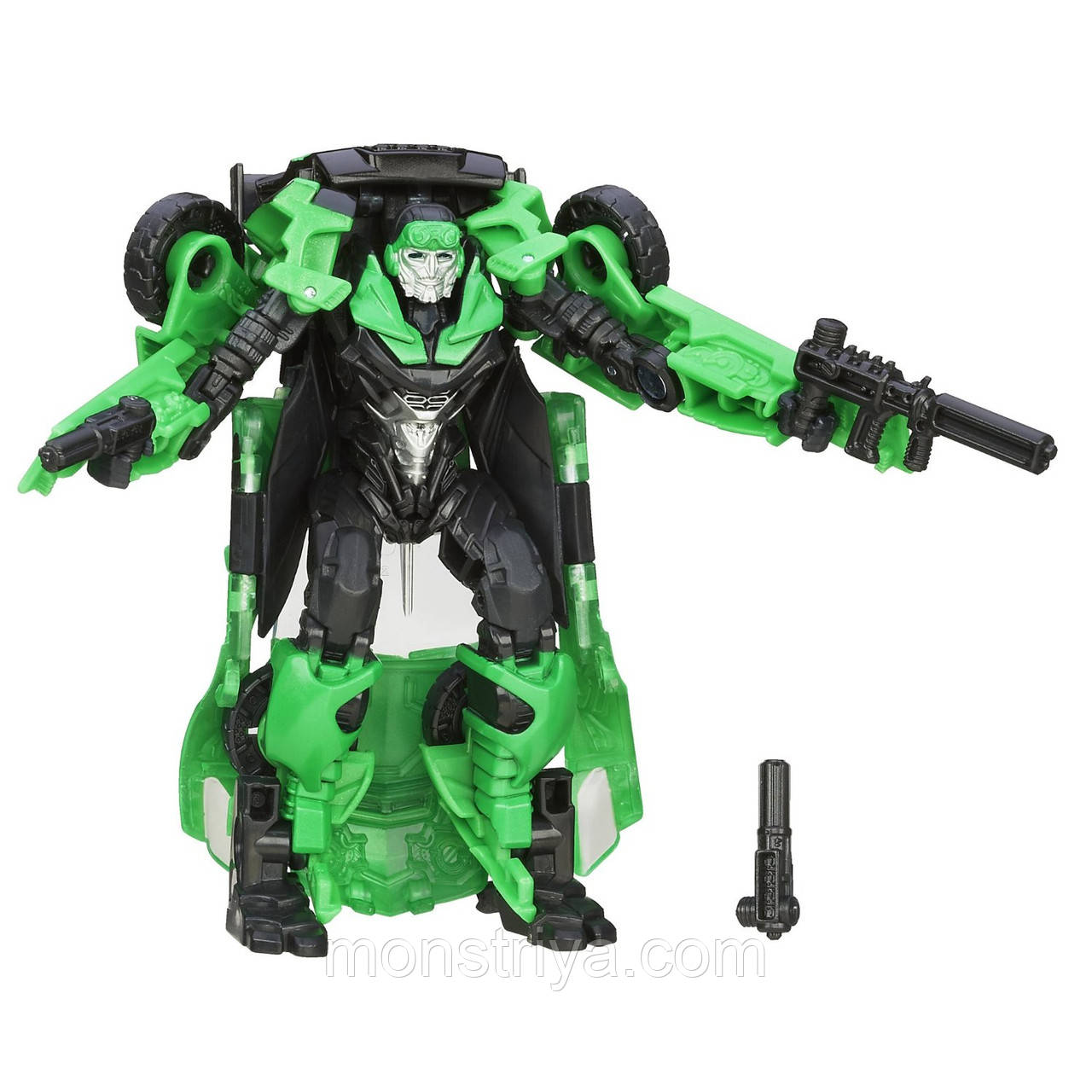Transformers: Age of Extinction Generations Deluxe Crosshairs  Эпоха Истребления Кросхаирс