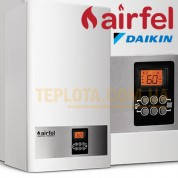 Газовый котел AIRFEL DIGIFEL PREMIX CP1-25SP (конденсационный двухконтурный 24 кВт) - ДОСТАВКА БЕСПЛАТНО, с трубой