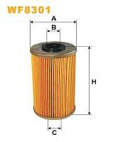 Фильтр топливный на Рено Трафик II/ WIX WF8301