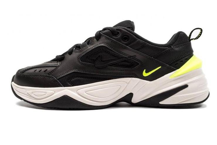 00bb1ba4 Мужские кроссовки Nike MK2 Tekno Black/White (Реплика ААА+) - Rocket Shoes