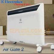 Конвектор электрический Electrolux ECH-AG2-1500MF (механ. термостат, колесики, фильтра)