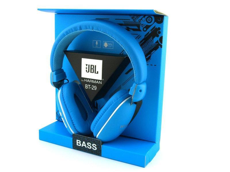 Bluetooth наушники JBL by Harman BT-29 Wireless Headser Bass
