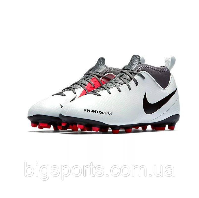 Бутсы футбольные дет. Nike JR Phantom VSN Club DF FG/MG (арт. AO3288-060)