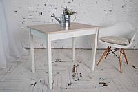 Стол Классик с прямыми деревянными ногами 93 см х 60см х 76 см, фото 1