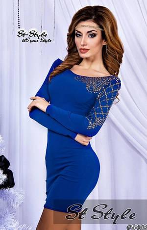 Коктейльное платье 152