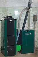 Пеллетный котел TERMit-TT 15 кВт