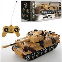 Танк на радиоуправлении 369-6, детский танк на пульте управления, игрушечный танк
