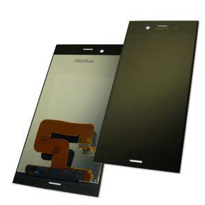 Дисплей Sony G8341 G8342 Xperia XZ1 с тачскрином черный Оригинал