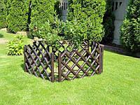 Садовый заборчик 3.5 метра ограждение, фото 1