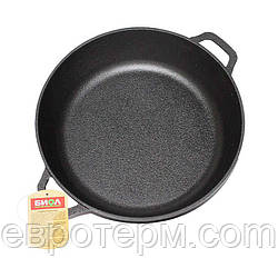 Жаровня чугунная Биол 26 см 03261 Чугунная посуда Биол