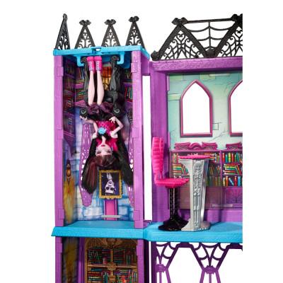 Игровой набор Monster High Школа монстров (DMF91)