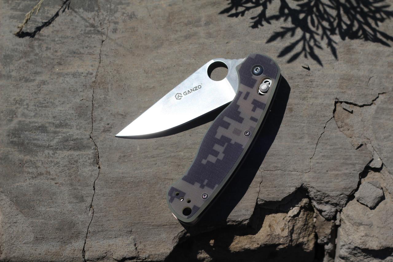 Туристический нож Ganzo (Пиксель) G729-CA