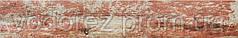 Плитка для пола SHABBY CHIC RED 89,8x14,8