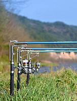 Удочка  SUNROZ FisherGoMan самоподсекающая для рыбалки 2.7м Черный