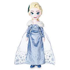 Кукла мягкая Эльза Холодное сердце Disney, Оригинал (США)