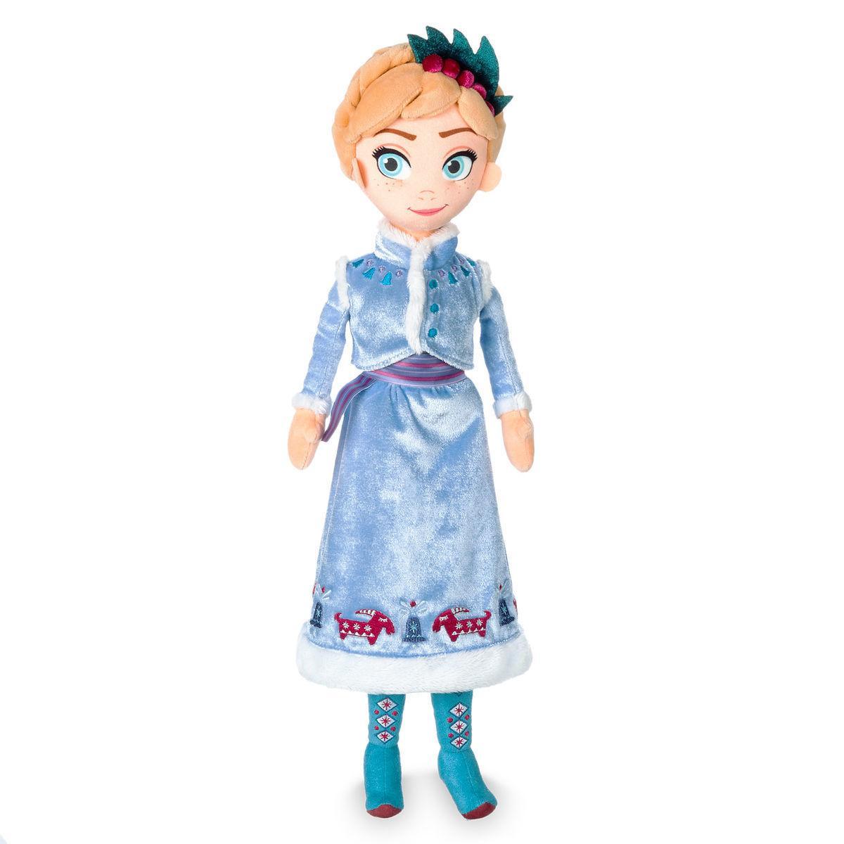 Кукла мягкая Анна Холодное сердце Disney, Оригинал (США)