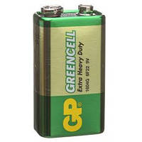 Батарейки GP Greencell 1604 GLF