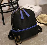 Рюкзак женский городской Черный, фото 1