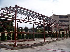 Будівництво складу готової продукції 10*24*4. -1