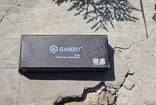 Туристический нож Ganzo (Пиксель) G729-GR, фото 2