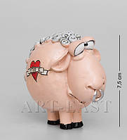 Фигурка Овца Панк 8 см RV-136