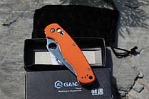 Туристический нож Ganzo (Пиксель) G729-OR, фото 2