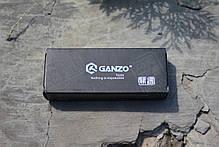 Туристический нож Ganzo (Пиксель) G729-OR, фото 3