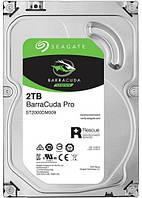 """Жесткий диск Seagate Barracuda HDD 3.5""""- 2TB , фото 1"""