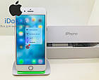 Телефон Apple iPhone 8 Plus 64gb  Silver  Neverlock  10/10, фото 2