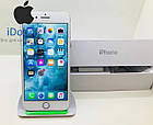 Телефон Apple iPhone 8 Plus 64gb  Silver  Neverlock  10/10, фото 4