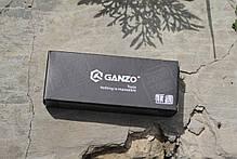 Туристический нож Ganzo (Пиксель) G727M-CA, фото 3